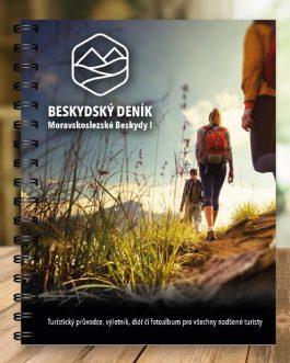Beskydský deník / výletník – Moravskoslezské Beskydy I