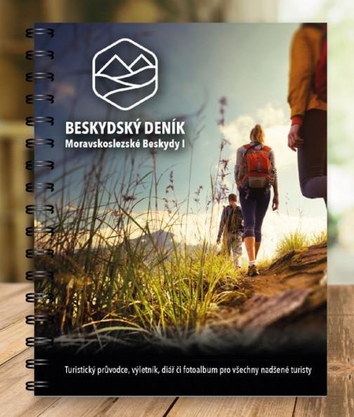 Beskydský deník / výletník - Beskydy pro každého