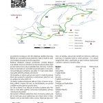 Beskydský deník - mapa výletu