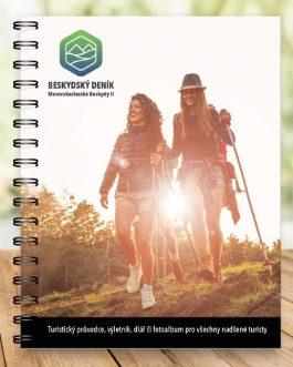 Beskydský turistický deník / výletník – Moravskoslezské Beskydy II