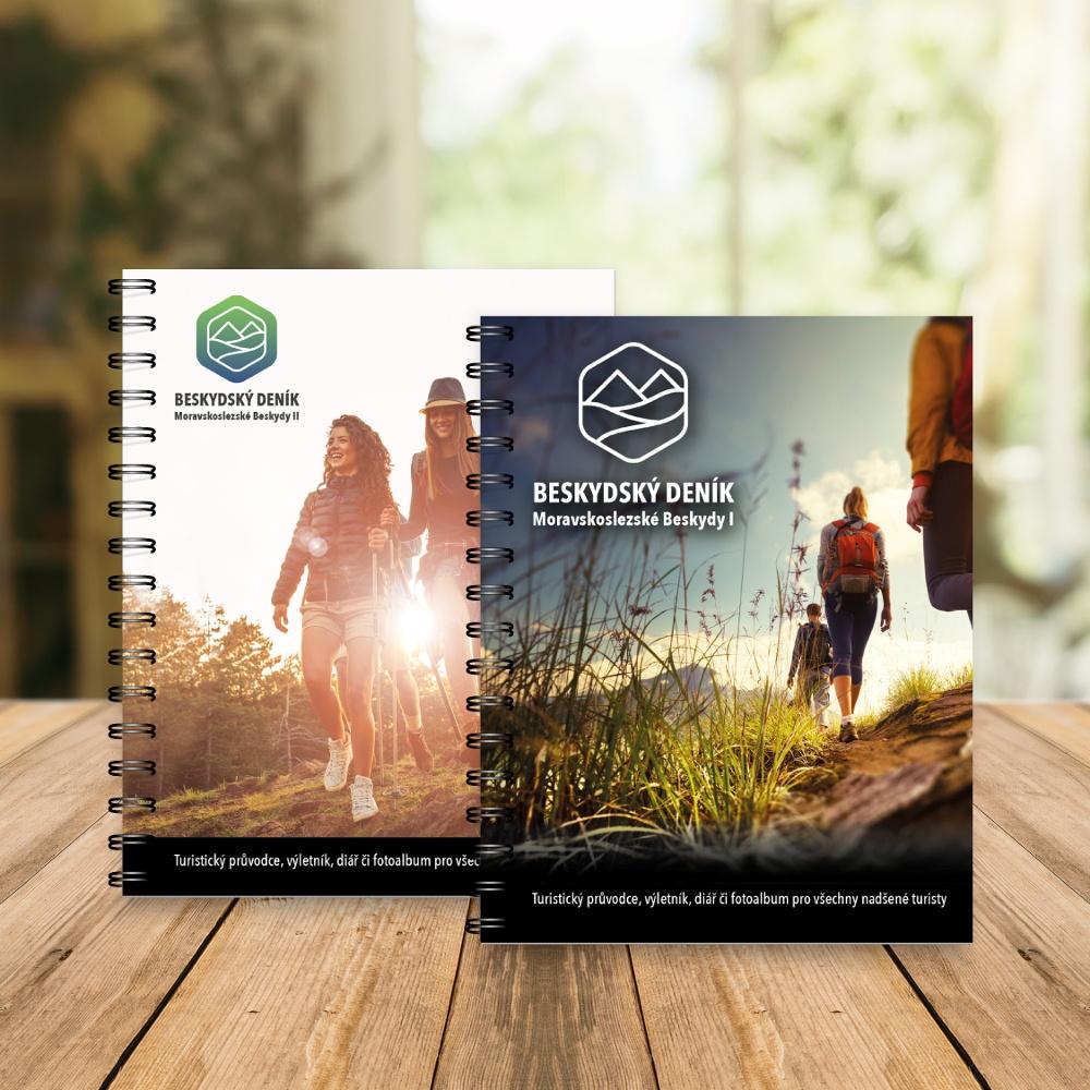 Beskydské turistické deníky 1 a 2