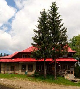 Turistické chaty v Beskydech