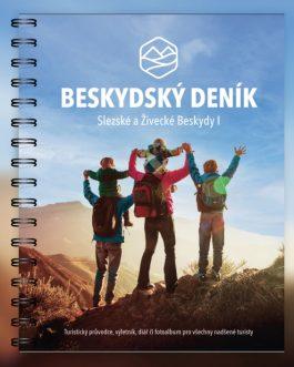 Beskydský deník / výletník – Slezské a Živecké Beskydy I (předobjednávka)